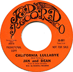 California Lullaby