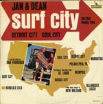Surf City and Other Swingin' Cities
