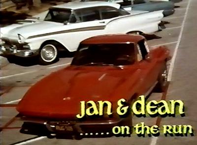 On the Run, TV Pilot, 1966