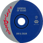 Carnival of Sound, CD Disc Label