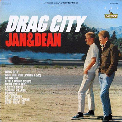 Drag City LP, 1963