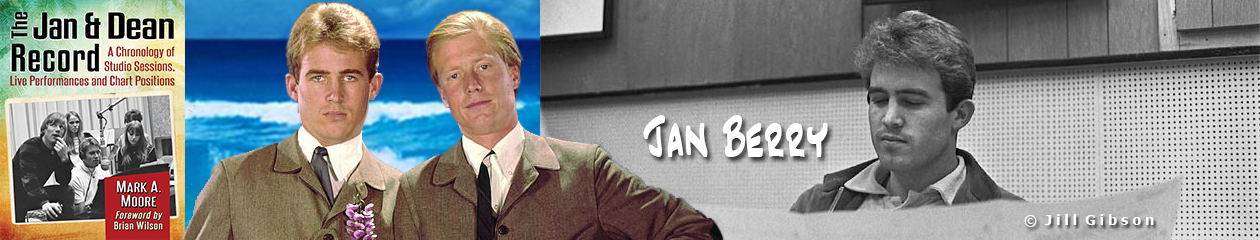 JAN & DEAN – Jan Berry Official Site