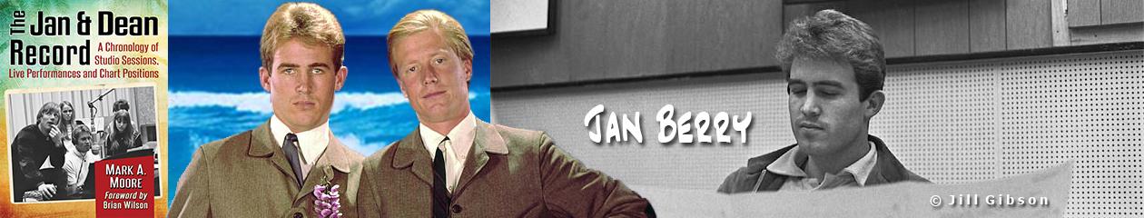 JAN & DEAN – Jan Berry Official Site