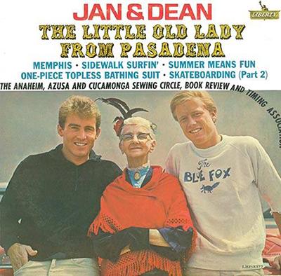 Little Old Lady LP, 1964