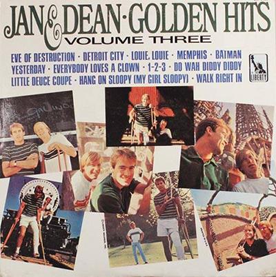 Golden Hits Volume Three LP