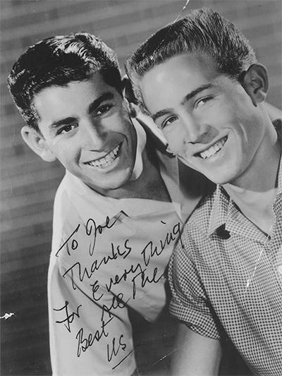 Jan & Arnie