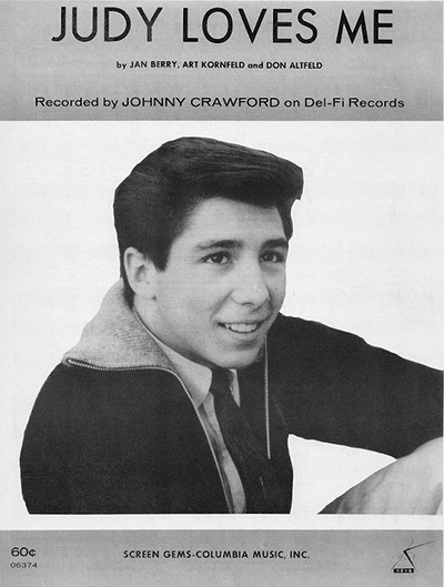 Johnny Crawford, Judy Loves Me