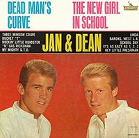 Dead Man's Curve LP, 1964