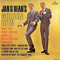 Jan & Dean's Golden Hits LP, 1962