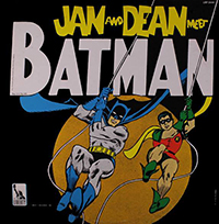 Jan & Dean Meet Batman LP, 1966