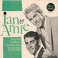 Jan & Arnie EP, 1960