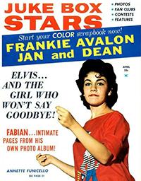 Juke Box Stars Magazine, April 1960, Jan & Dean
