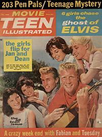 Jan & Dean, Movie Teen Illustrated Magazine, October 1960