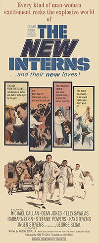 The New Interns, Film, 1964