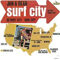 Surf City LP, 1963