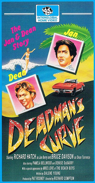 Deadman's Curve, Film Biography of Jan & Dean, 1978