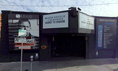 The Sound Nightclub, Las Palmas Theatre