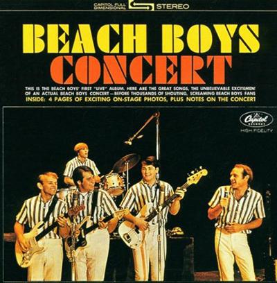 Beach Boys Concert, 1964