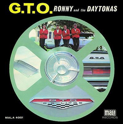 G.T.O., Ronny and the Daytonas