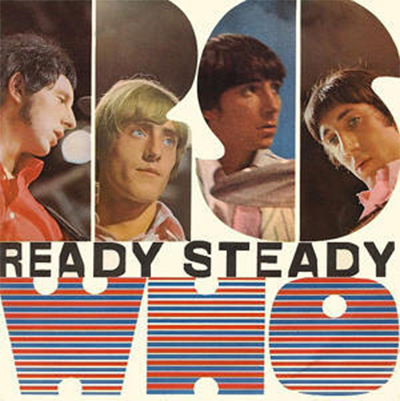 The Who, Ready Steady Who EP, 1966