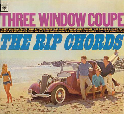 Three Window Coupe, The Rip Chords