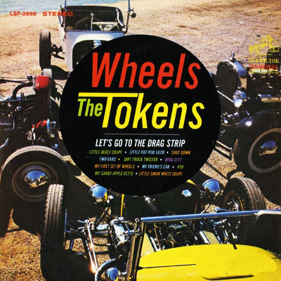 The Tokens, Wheels LP, 1964