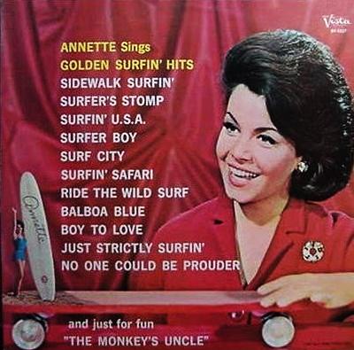 Annette Funicello, 1965