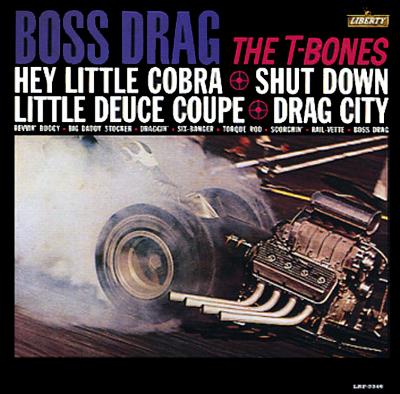 Drag City, The T-Bones, 1964