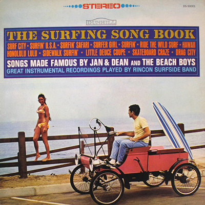 The Surfing Songbook, Rincon Surfside Band, 1965