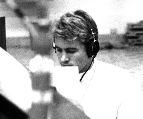 Jan Berry in the Studio, April 1966